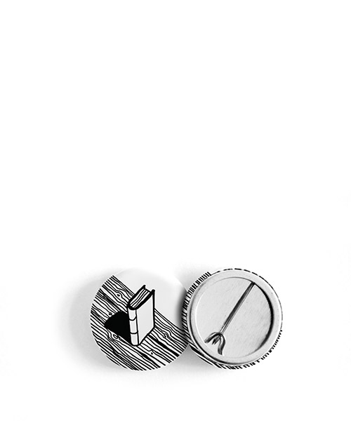 Buttons / Writers Collection 02