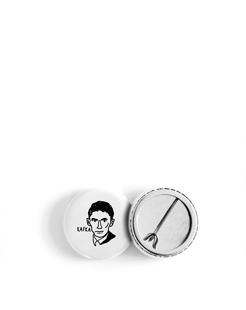 Buttons / Writers Collection 01