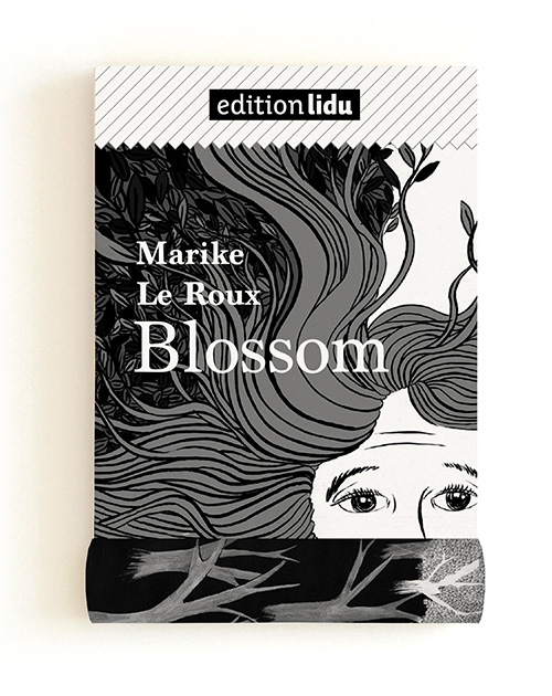 Blossom / B&W Pocket Comic Book