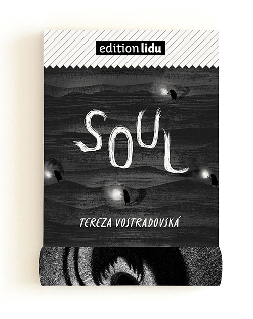 Soul / B&W Pocket Comic Book