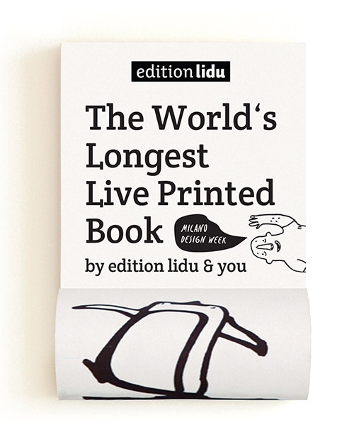 The Worlds Longest Live Printed Book