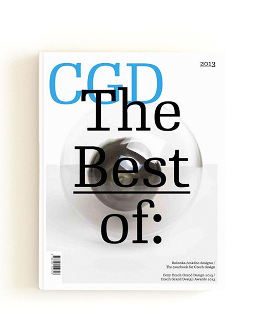 CGD The Best of: 2013 / The Year Book for Czech Design