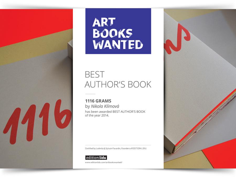 ABW International Award 2014 / Winning authors